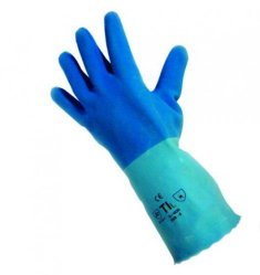 Chemikalienschutzhandschuh Pro-Fit 6240, super blue, Latex Gerber-Onlineshop